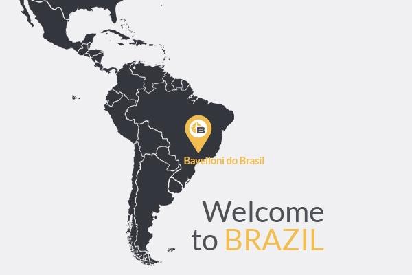 Apertura nuova filiale: Bavelloni do Brasil Comercio de Maquinas Ltda
