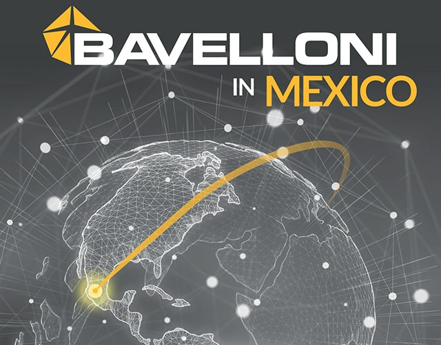 Z.Bavelloni México S.A. de C.V. is born
